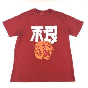 True Religion Tiger Kanji T-Shirt